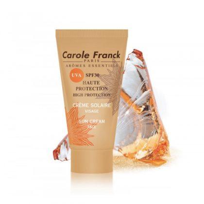 High Protection Sun Cream SPF / Creme solaire visage
